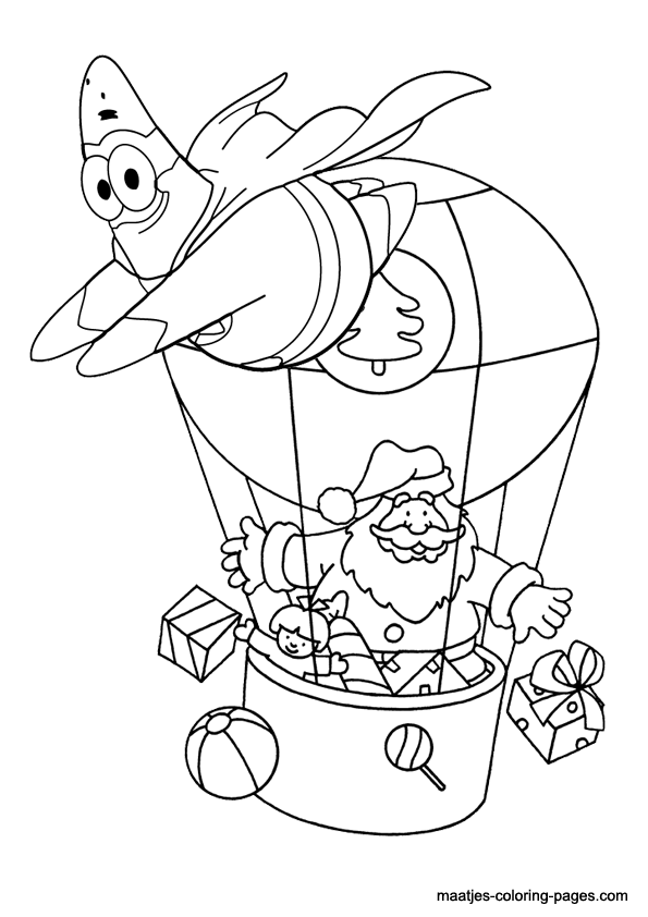 Christmas Star Coloring Pages - GetColoringPages.com | 842x595