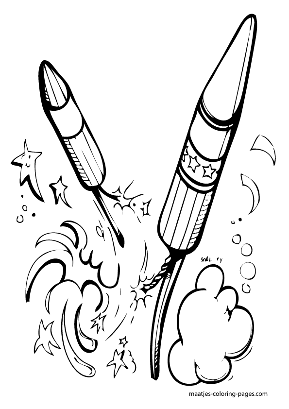 Independence day coloring pages for kids for Independence day coloring pages