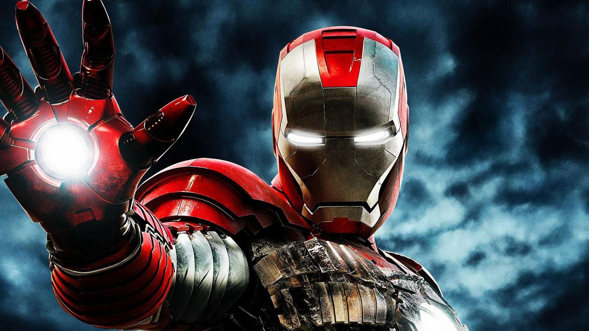 Free HD Ironman Wallpaper