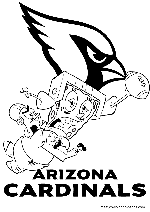 National Football League Coloring Pages